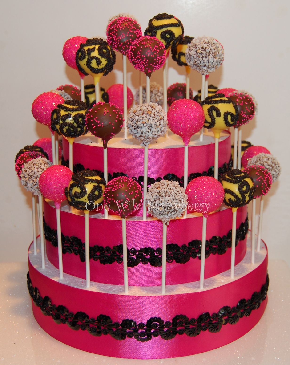 cake pops Order birthday cake pops from a wide variety of candy's cake pop gifts for your family and friends.